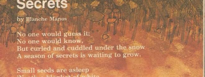 Poem — Secrets