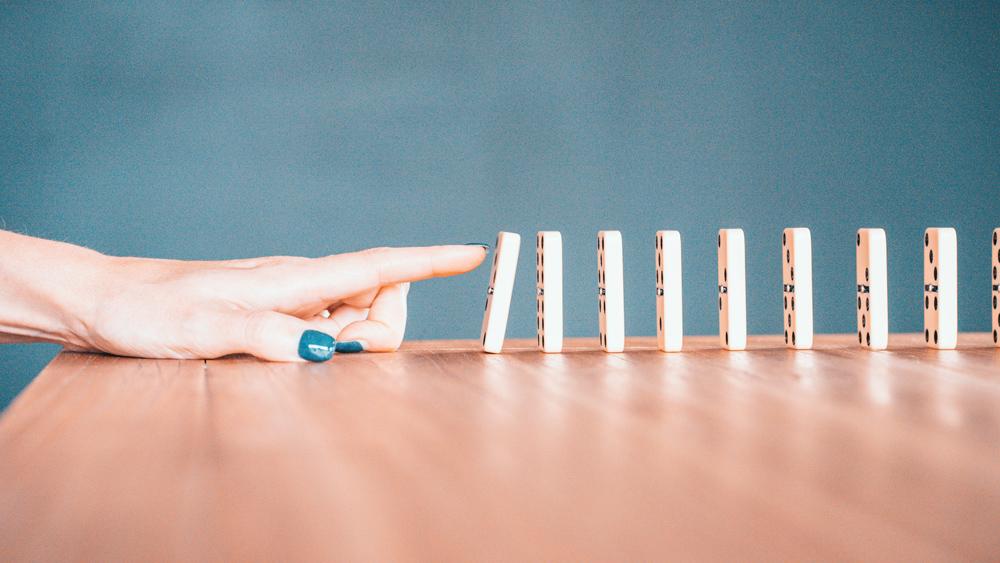 domino effect zorg