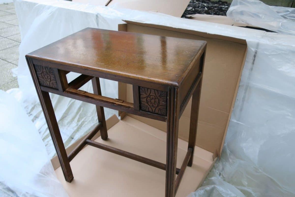 Perfecto Pintura Blanca Cremosa Para Muebles De Cocina Viñeta - Como ...