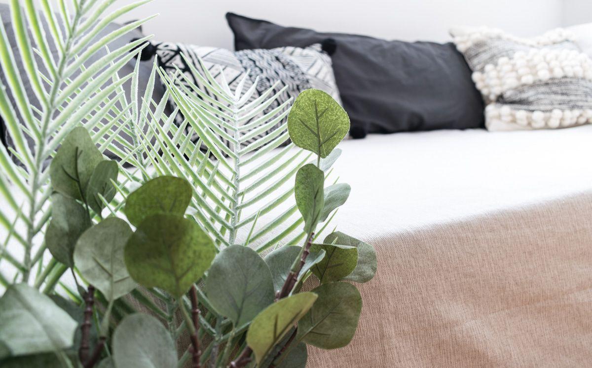 Plantas artificiales baratas