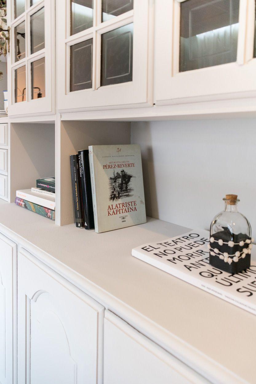 Cómo pintar un mueble de salón sin lijar
