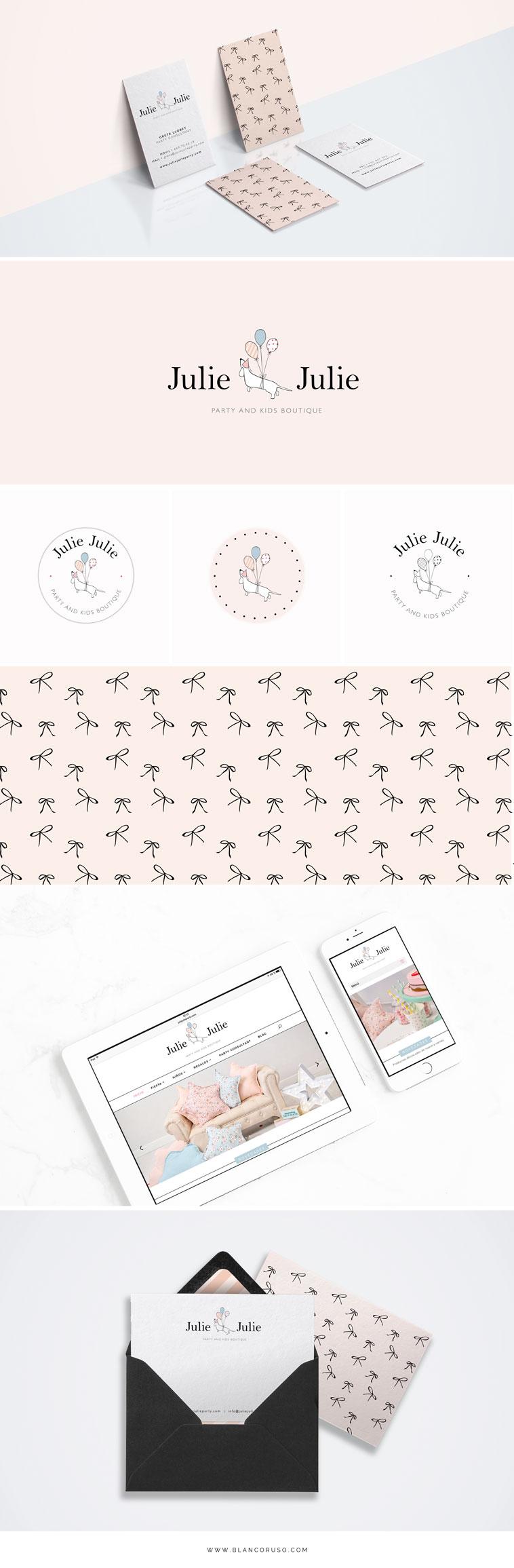 diseño de marca y tienda online
