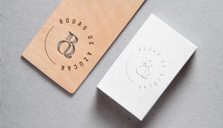 diseño de marca wedding planner