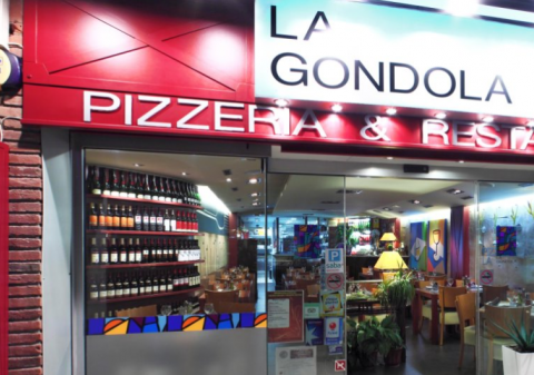 Restaurante Pizzeria La Góndola de Blanes