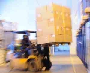 Forklift Warehouse Safety