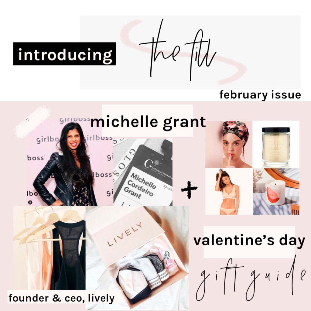 michelle grant - blankbox female founder feature the fill