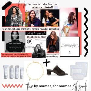 rebecca minkoff - female founder feature the fill