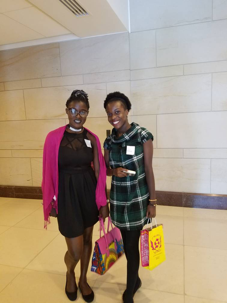 Jingwa Grace and mirabelle morah changemakers