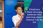 Chidinma Okoli of Financially Literare Africa