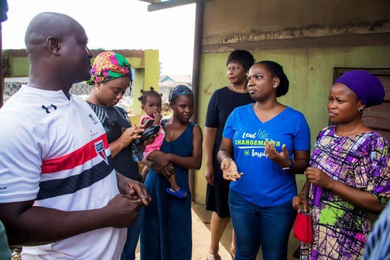 Abisoye Ajagu-Akinfolarin CNN Hero with Ashoka Africa