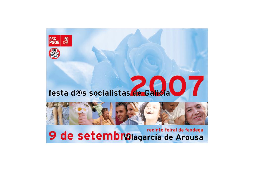 Festa dos Socialistas de Galicia