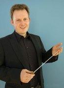 Dirigent des Symphonischen Blasorchesters: Bernhard Willer