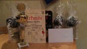 Schützencup 2018 Hauptpreis