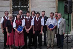 Blasmusik G Llersdorf Filmusikkonzert 2007 Bild6