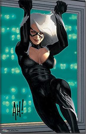 Could The White Queen Be The Black Cat Blast O Rama