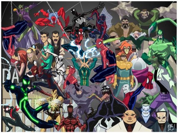 spiderman-universe