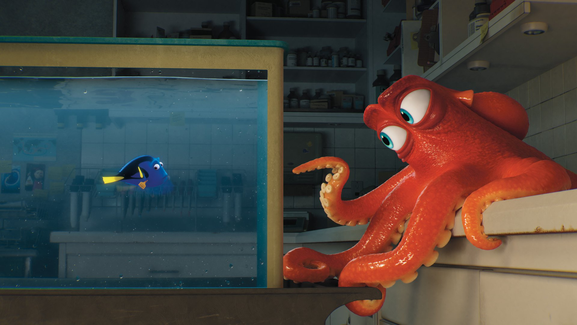 Finding Dory 2016 A Review Blast O Rama