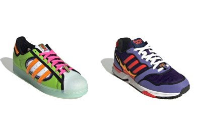 The simpsons adidas superstar squishee zx 1000 flaming moes release info 0