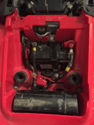 250ex battery problems | Blasterforum