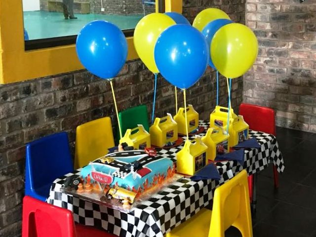 kiddies birthday parties Mossel bay