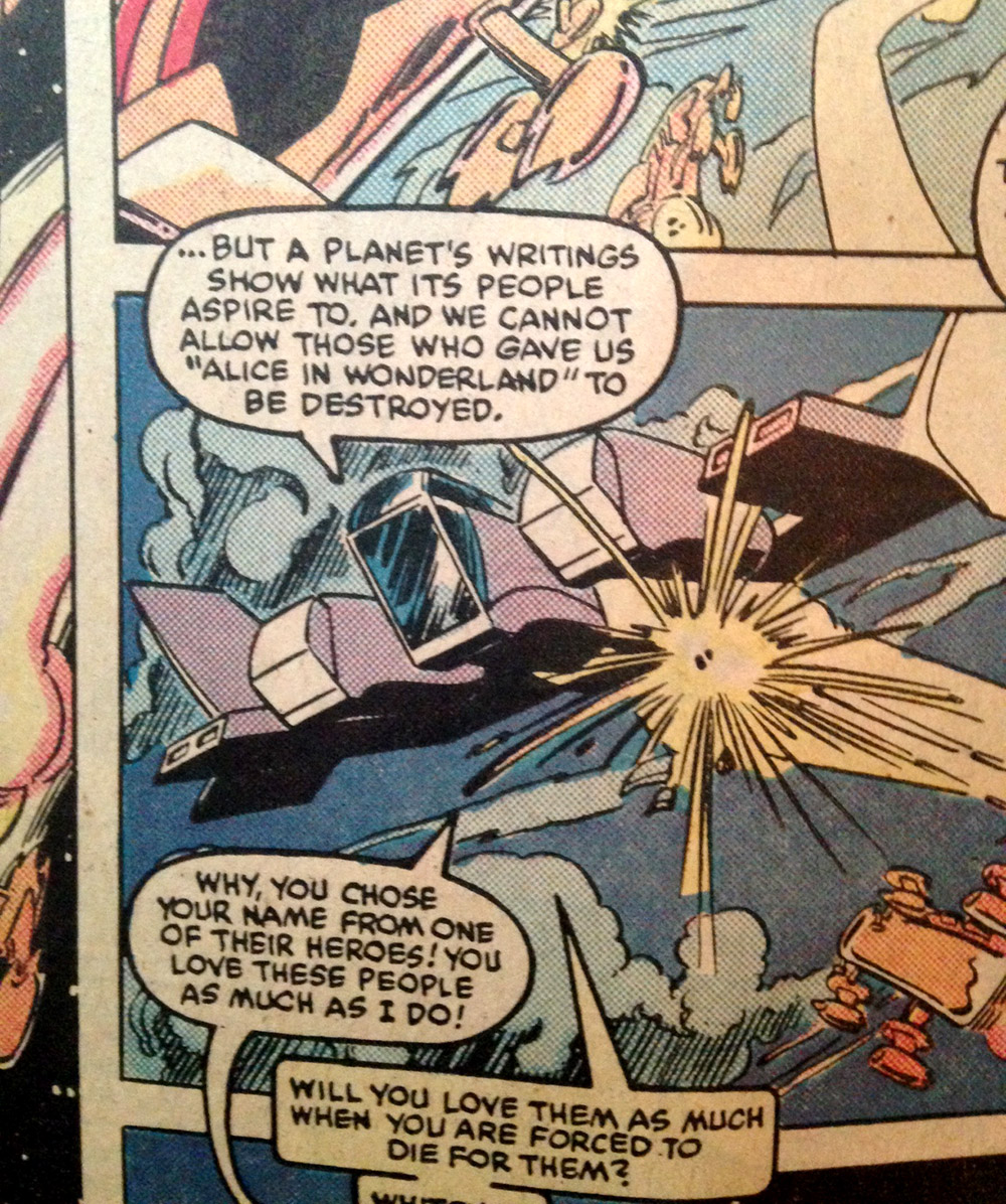 Image result for power pack comic smartship friday