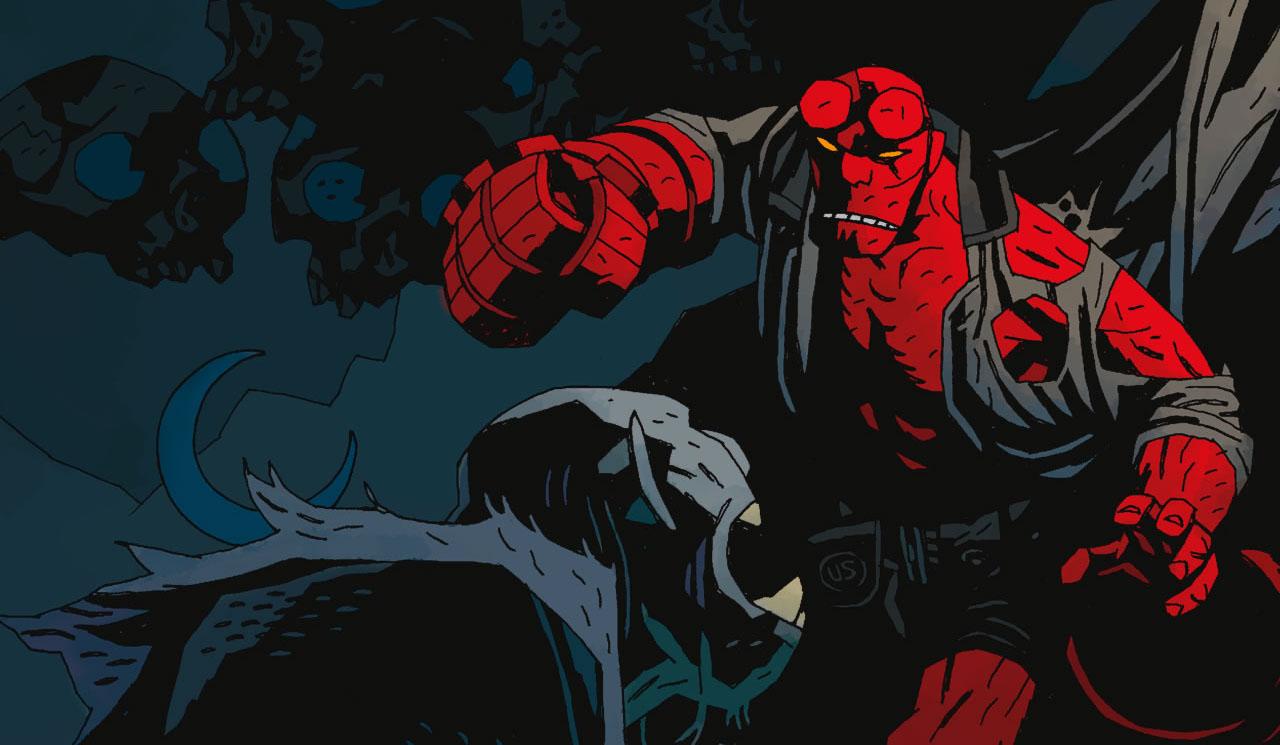 Image result for hellboy
