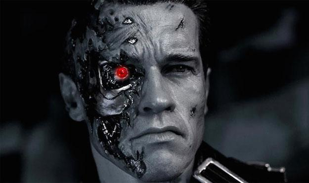Terminator is back