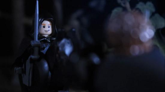 LEGO Hobbit Fan Vid Puts Merry And Pippin In Halloween