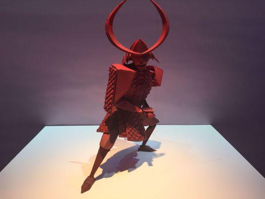 Origami Samurai Warrior Tutorial Handmade