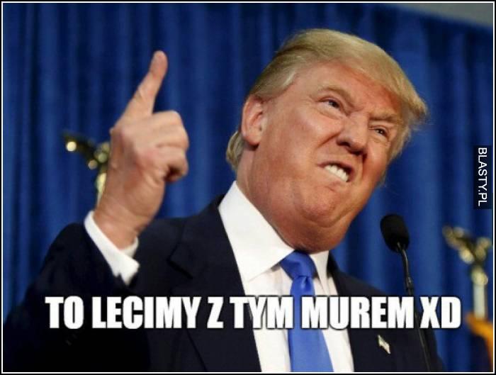 Znalezione obrazy dla zapytania Demotywatory- skakanie po Trumpie
