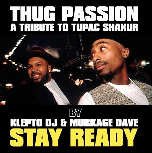 Mix: Thug Passion - A Tribute To Tupac Shakur [Free Download