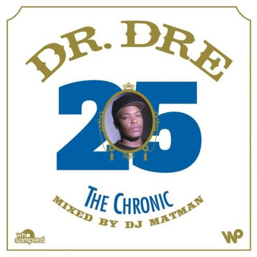 the chronic, dr dre, whosampled