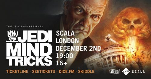 Jedi Mind Tricks , london, december