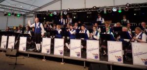 Das Beste zum Schluss: Unser Blasorchester.