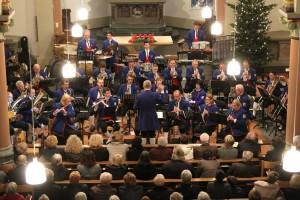 25. Weihnachtskonzert in St. Martinus