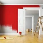 Wohnung Streichen Kosten Fur Maler Und Material Blauarbeit