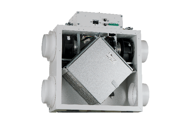 ERV-D HRV-D Apartment Ventilator Heat Recovery Core
