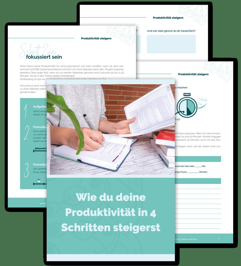 FreebieProduktivitaetTipps-blauer Eisberg _ Ueberblick Inhalt