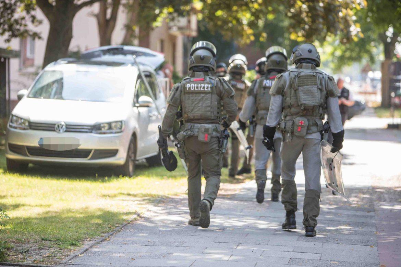 SEK-Beamter in Gelsenkirchen bei Zugriff getötet