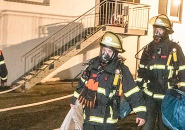 100.000 Schuss Munition - Gefährlicher Brandeinsatz für die Feuerwehr