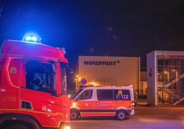Vermeintlicher Gefahrstoffaustritt sorgt für größeren Feuerwehreinsatz!