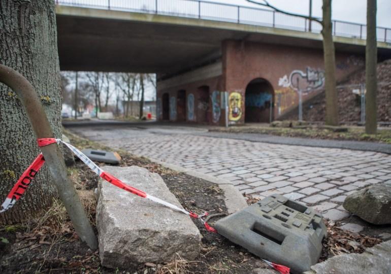 Versuchtes Tötungsdelikt in Hamburg-Wilhelmsburg