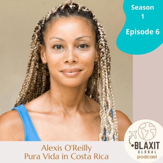 Season 1, Episode 6: Alexis O'Reilly