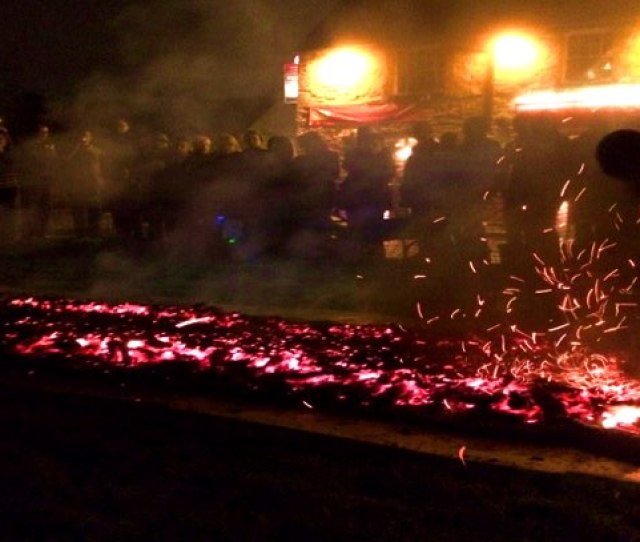 Welcome To Blaze Were The Firewalking Experts