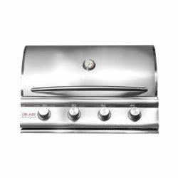 builder model gas grill