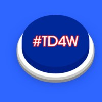 Go ahead, press the #TD4W button