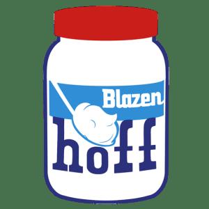 Rusty Blazenhoff's awesome Blazenfluff logo!