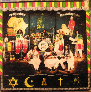 Album - The Rasatfarians - Orthodox