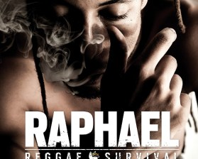 Raphael - Reggae Survival Album Cover