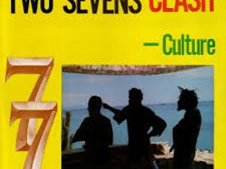 Two Sevens Clash Album Cover